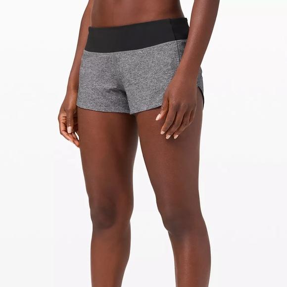 Lululemon Fast and Free Shorts 2.5